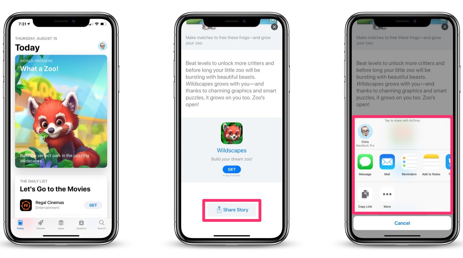 Apple's App Store Today Stories Now Available on the Web in Its Full Glory