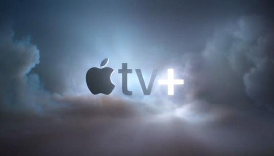 Apple TV+ Banner