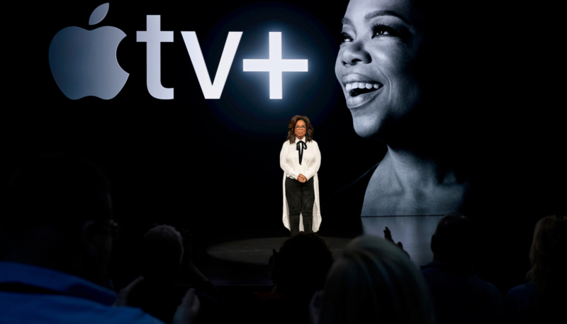 First Oprah Book Club Selection Available for Pre-Order on Apple Books, New Apple TV+ Series Premieres Nov. 1