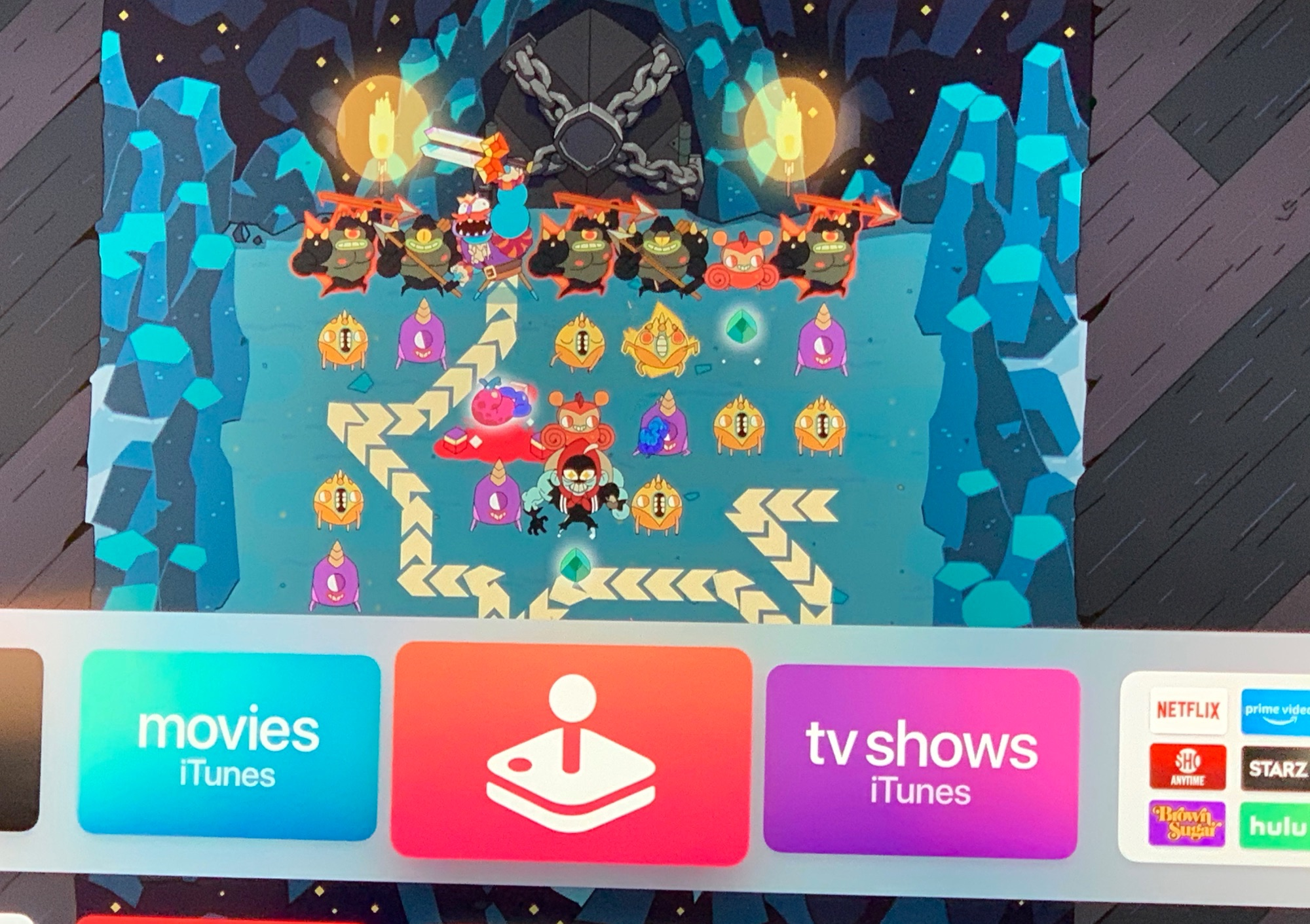 Apple Arcade Now Appearing on Apple TVs Running tvOS 13 GM Beta Build