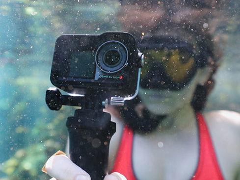 MacTrast Deals: DJI Osmo Action 4K HDR Dual Display Camera