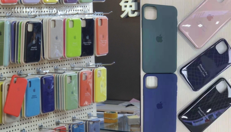 New Case Photos Show Apple Logo to be Centered on iPhone 11