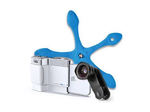 MacTrast Deals: Pictar Smart Grip + Lens Wide Angle 16 MM & Macro Lens Bundle