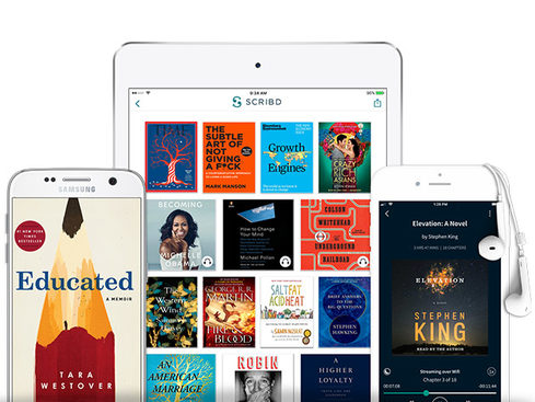 MacTrast Deals: Scribd Subscriptions: 6-Month & 1-Year Subscriptions