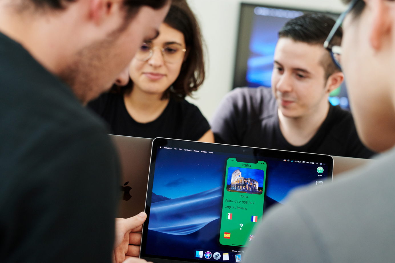 Apple's Swift to be Taught to Students of All Ages Across Europe During EU Code Week