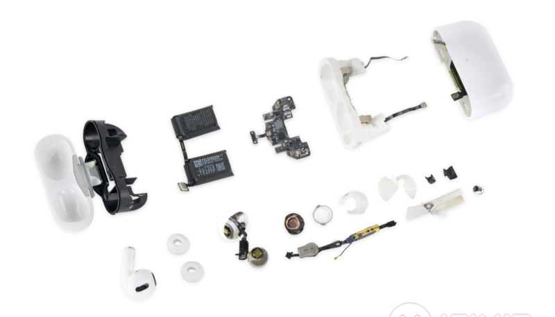 iFixit AirPods Pro Teardown: Heavier Than Original AirPods, Zero Repairability Score