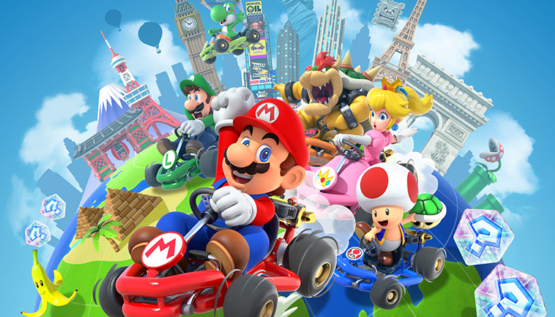 'Mario Kart Tour' Multiplayer Beta Test To Be Open To All Players