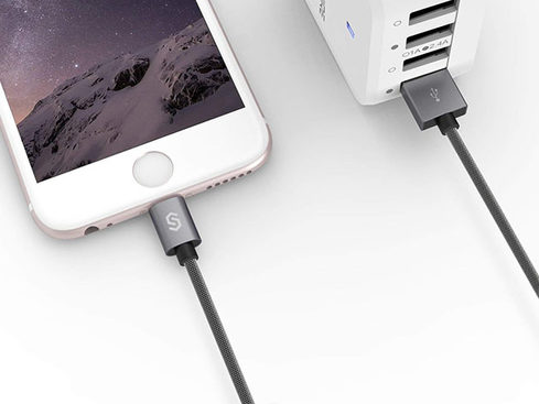 MacTrast Deals: Nylon Braided iPhone Lightning Cable