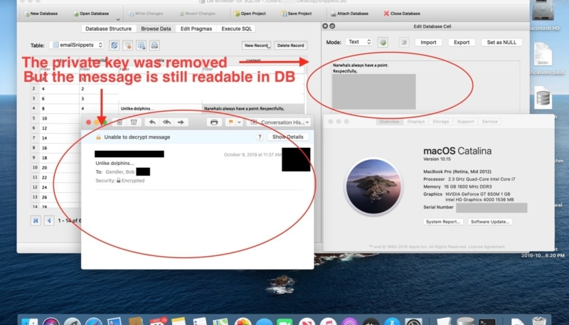 Apple Has a Fix on the Way for macOS Mail Vulnerability That Leaves Text of Some Encrypted Emails Readable