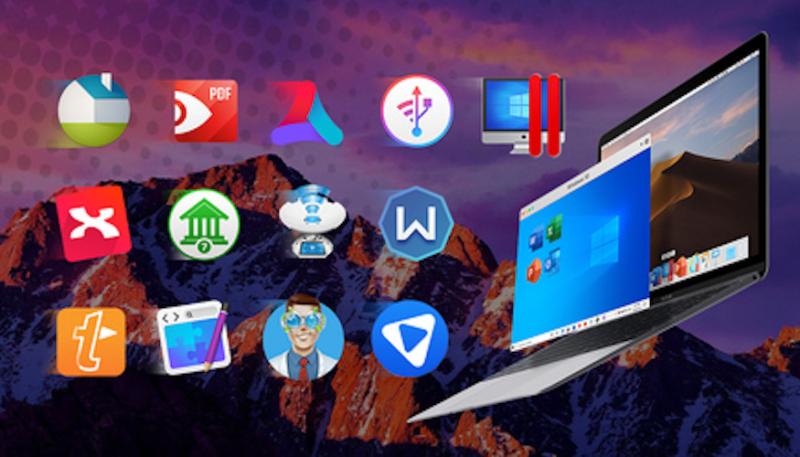 MacTrast Deals: The 2020 Limited Edition Mac Bundle Ft. Parallels Desktop – Over 10K Sold!