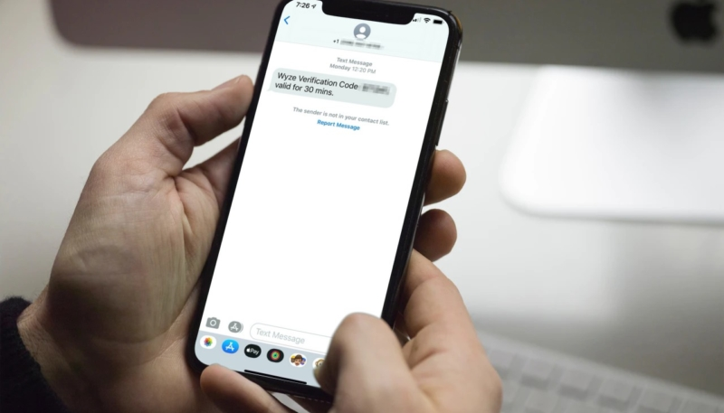 Apple Engineers Propose Simplified Two-Factor Login Verifications With Standard SMS Messages