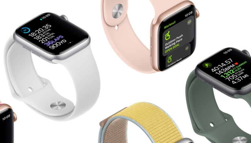 Rumor: Blood Oxygen Sensor, Touch ID for 'Apple Watch Series 6' – watchOS 7 Not Compatible With Series 2