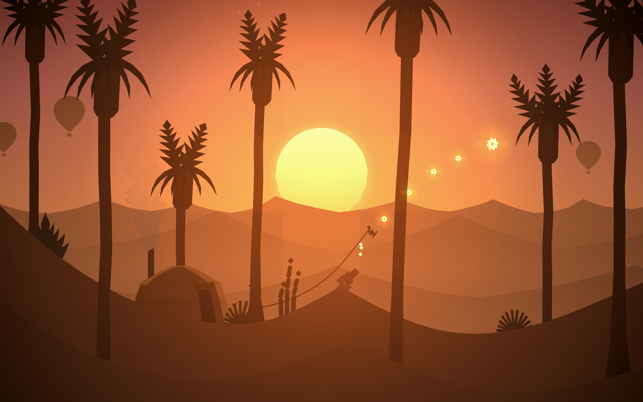 Poplar Endless Runner Game 'Alto's Odyssey' Now Available For The Mac