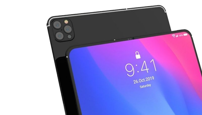 LG Display Doubles OLED Display Production for iPad, iPhone