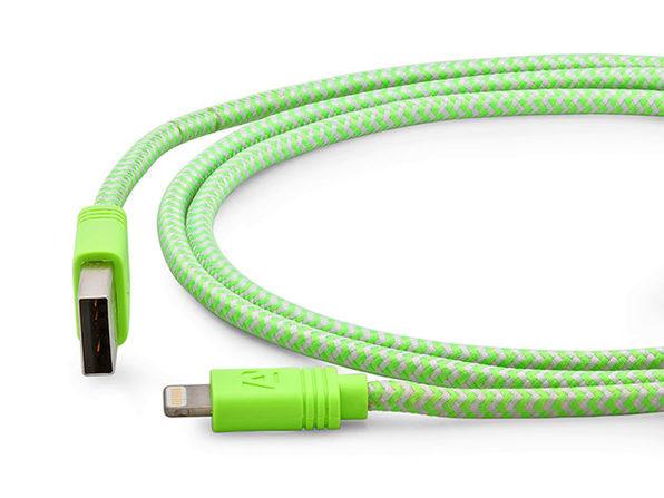 MaTrast Deals: 10-Ft Cloth MFi-Certified Lightning Cable