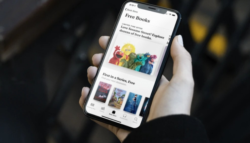 Apple Books Offering Free Books and Audiobooks for Limited Time in U.S.