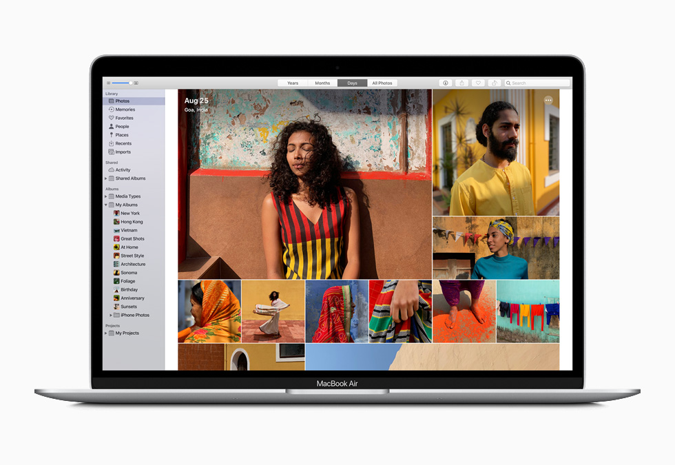 New MacBook Air Debuts - Features Magic Keyboard, Up to 2x Faster Performance, Lower $999 Base Price - Mac mini Also Gets an Update
