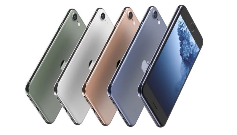 More Online References to New Lower-Cost 'iPhone 9' Appear