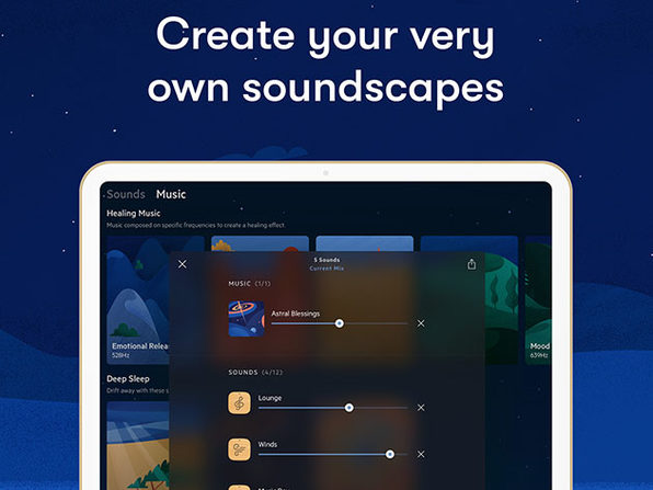 MacTrast Deals: Relax Melodies Sleep & Relaxation App: 1-Yr Subscription