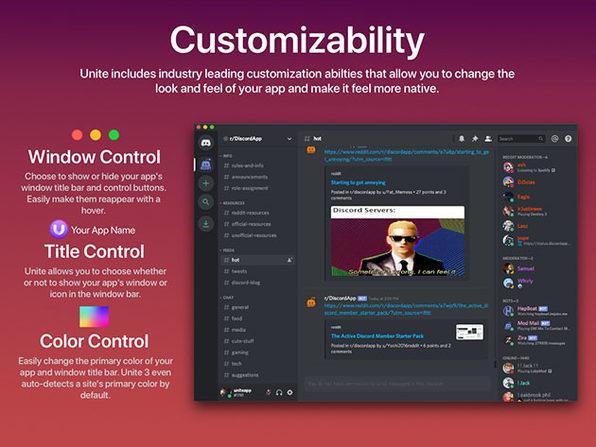 MacTrast Deals: Unite 3: Website-to-App Tool for Mac