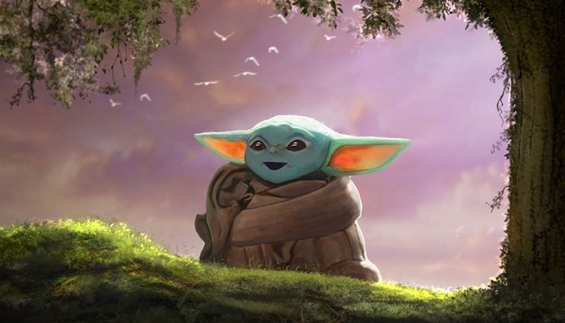 Wallpaper Weekends: The Child (Baby Yoda) Wallpapers for iPhone and iPad