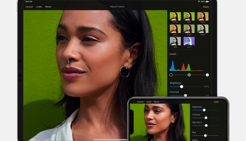 Pixelmator 2.5 for iOS Brings Files-Based Document Browser, New Photo Browser, Much More