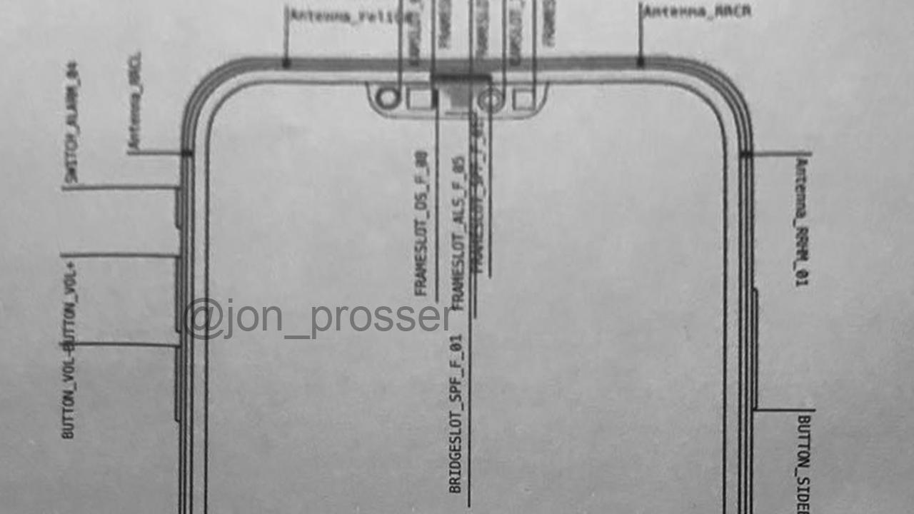 Prosser iPhone 12 leaks