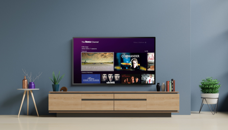 Roku's Free Roku Channel Now Available in the U.K. – Ad-Supported Channel Offers Over 10,000 Movies and TV Shows