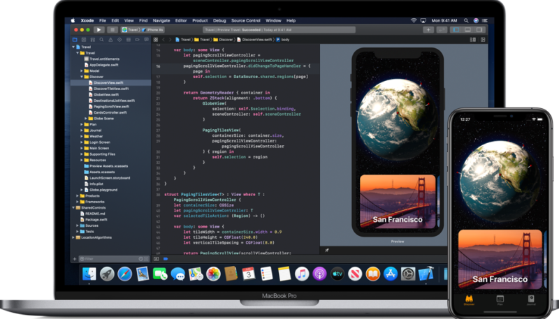 Leaker Prosser Claims Xcode Coming to iPad in iOS 14