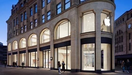 An Apple Store Schildergasse