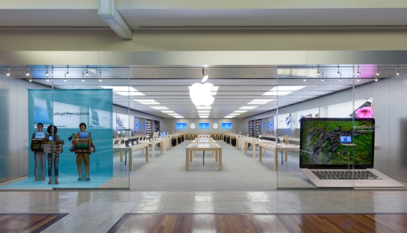 Apple Once Again Shutters Retail Stores in California, Maryland, Ohio, and Tennessee