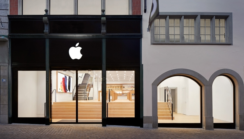 All Switzerland Apple Stores to Reopen May 12
