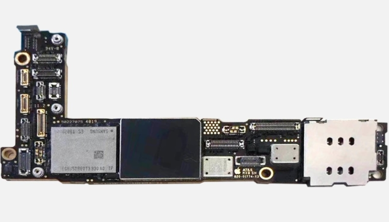 Leaked Image Allegedly Shows 'iPhone 12' Mainboard