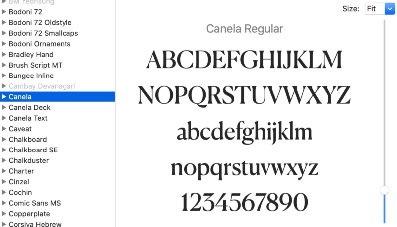New Free Fonts Are Available in macOS Catalina – Here's How to Download & Install Them