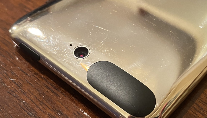 Photos Show Prototype Third-Gen iPod Touch With Centered Rear Camera