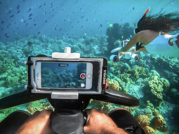 WhiteShark MixPro Underwater Scooter