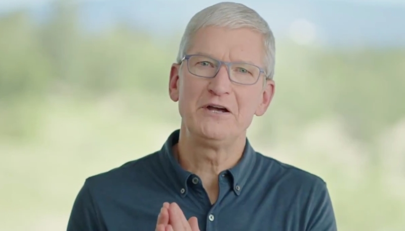 Apple CEO Tim Cook Asked Nancy Pelosi, Other Members of Congress for Delay in New Antitrust Legislation