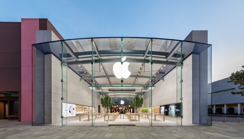 Apple Once Again Closing Stores in Houston, Texas Area