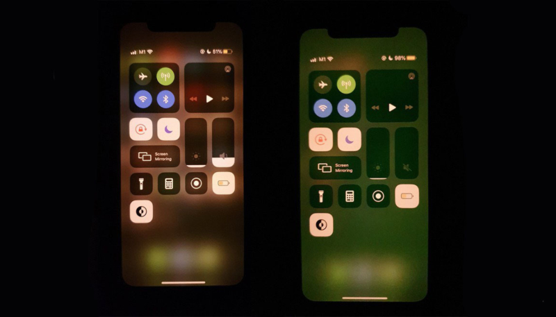 Some iPhone 11 Users Report Green Tint to Display