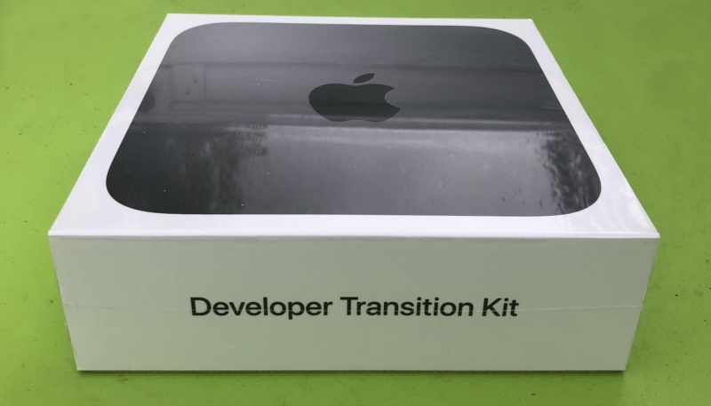 Apple Silicon-Based Mac Mini 'Developer Transition Kit' Now Being Delivered to Developers