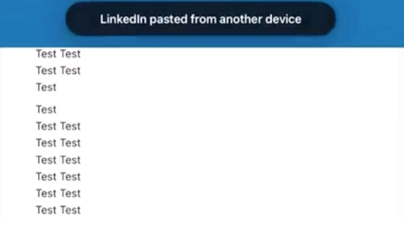 Reddit, LinkedIn Apps to Received Fix for iOS 14 Exposed Clipboard Copying