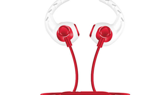 Bluetooth Wireless Headphones and Earhoox Bundle