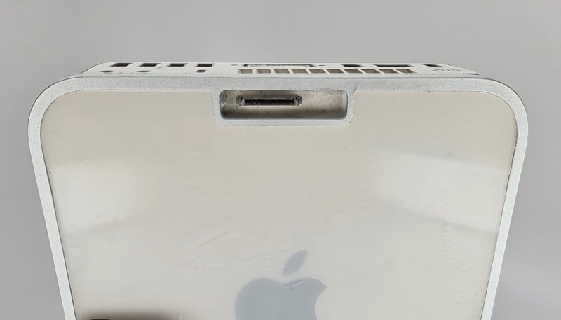 When Apple Prototyped a First-Gen Mac mini With a Built-In iPad nano Dock