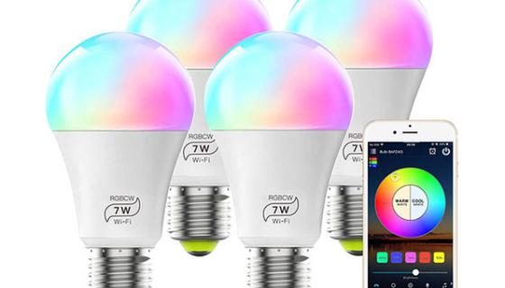 MagicLight Colorful Smart LED Light Bulbs