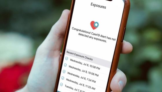 North Dakota COVID-19 Exposure Notification App