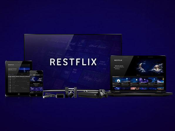 MacTrast Deals: Restflix: Restful Sleep Streaming Service Subscriptions