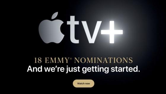 Apple TV+ Emmy Nominations