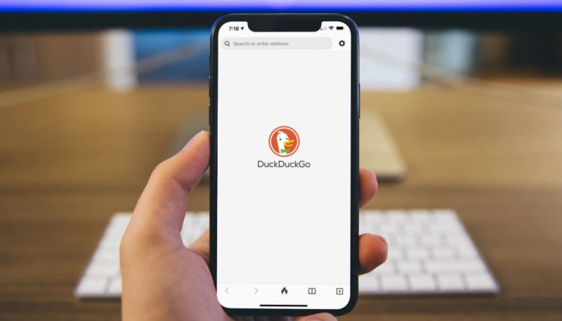 DuckDuckGo iOS 14 Update Allows App to be Set as Default Browser App