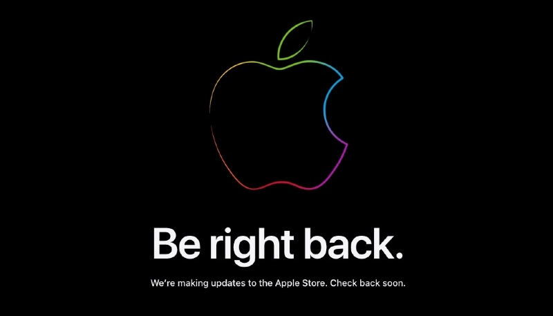 Apple Online Store Closed for  'Updates' Ahead of 'Time Flies' Virtual Event