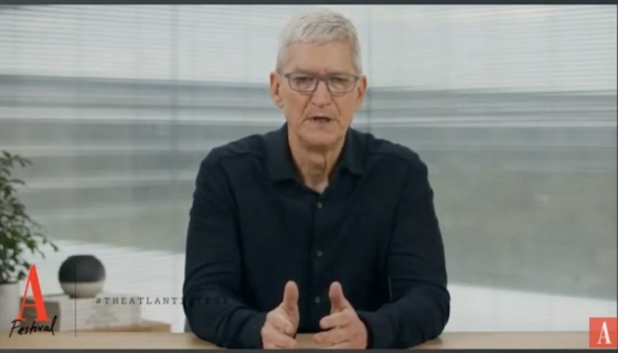Tim Cook Interview at The Atlantic Festival